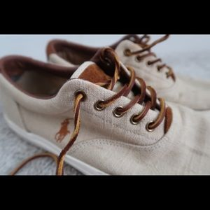 POLO RALPH LAUREN Thorton Canvas Low-Top Sneaker